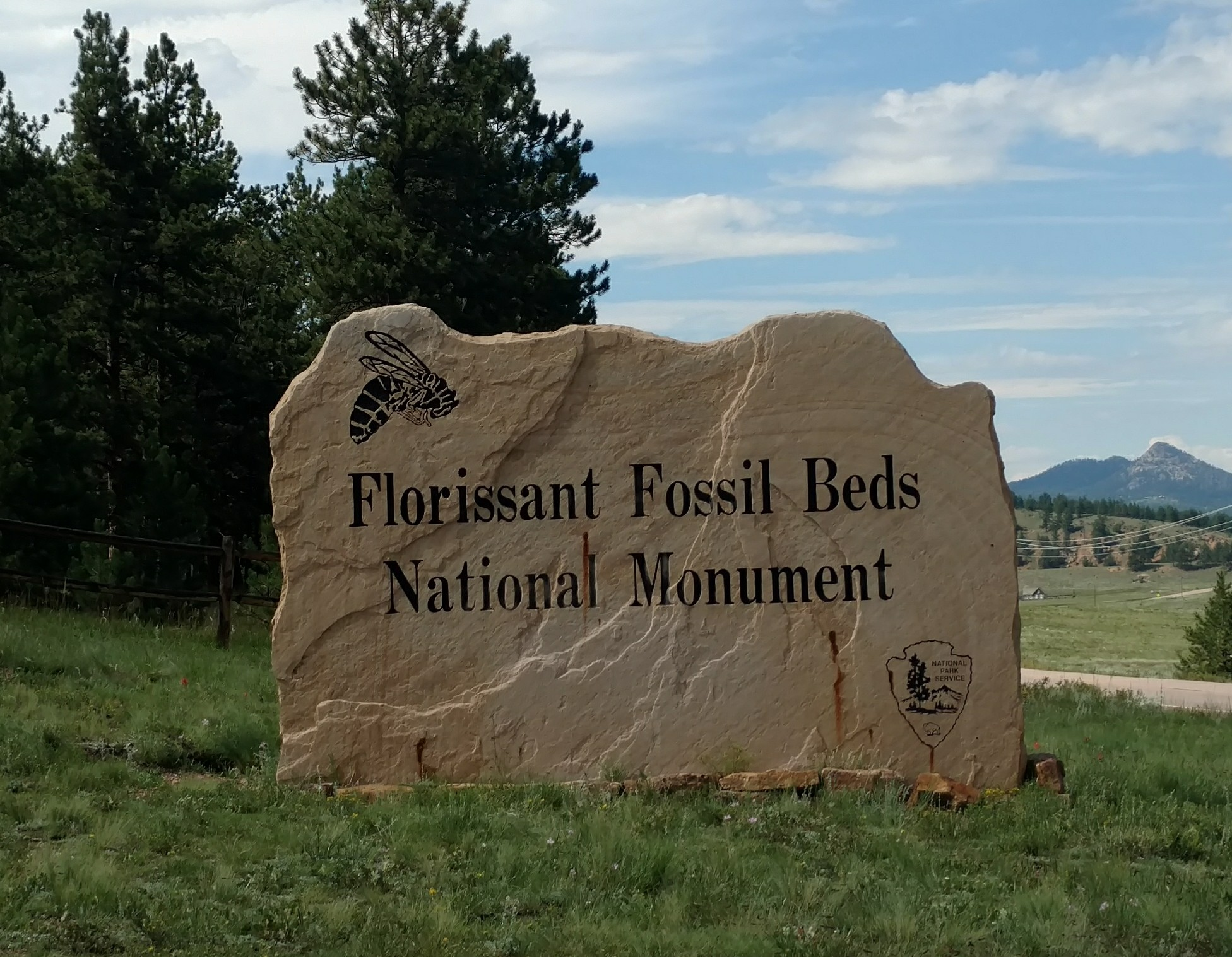 Florissant Fossil Beds National Monument Family Fun